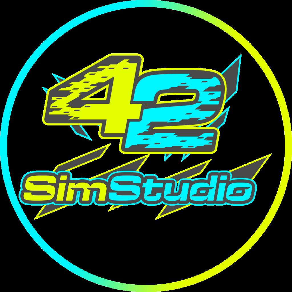 42SimStudio Logo - Dein Simracing Kanal