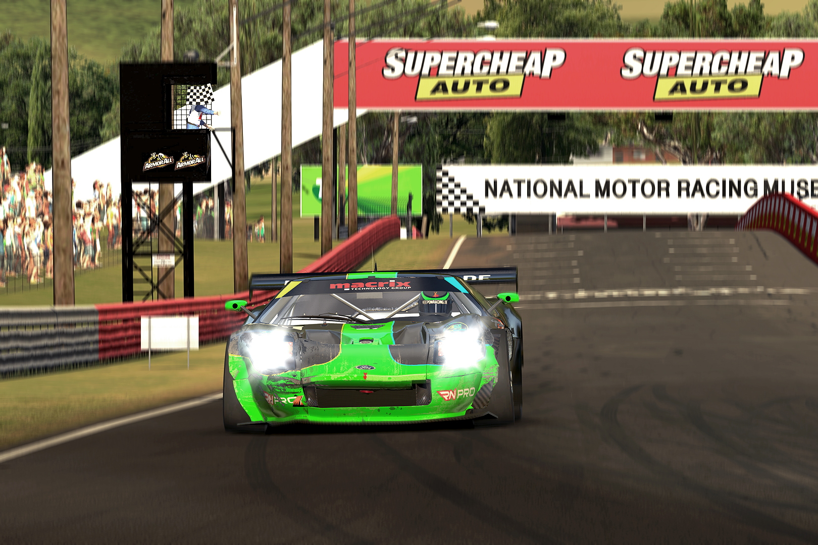 You are currently viewing P8 bei 12h Bathurst