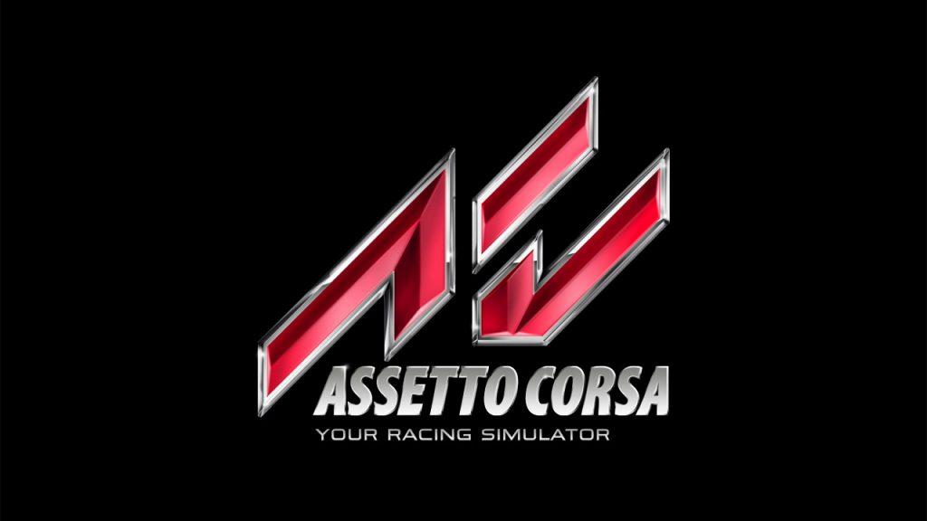 Logo Assetto Corsa - Your Racing Simulator