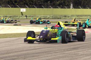 42SimStudio - Formel Renault 2.0 iRacing