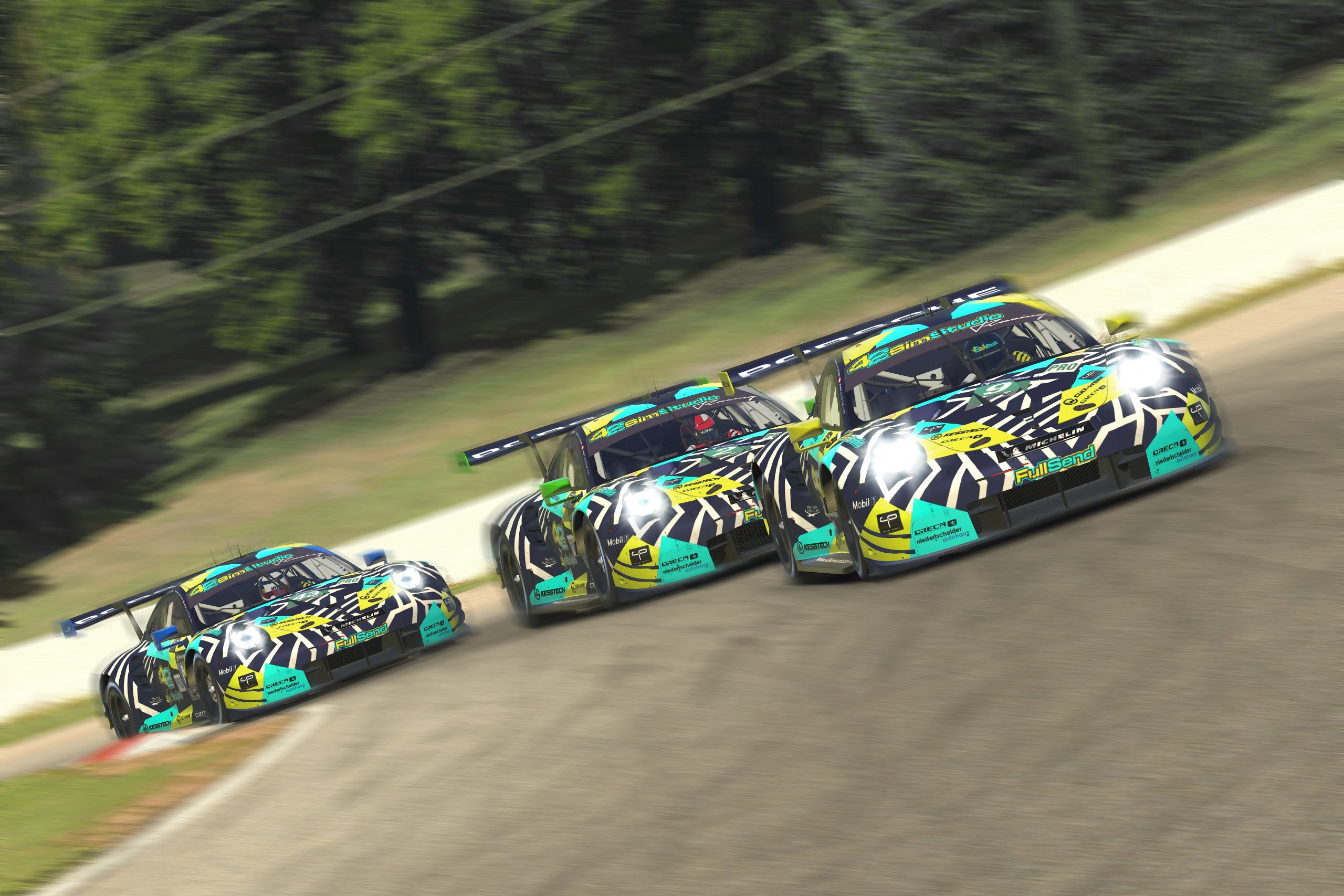 Read more about the article 42SimStudio Racing legt los!